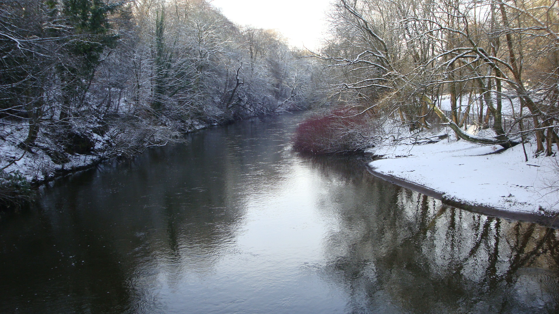 The Kelvin river